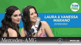 Laura and Vanessa Marano on 'Saving Zoe' is a Must See Film | Elvis Duran Show