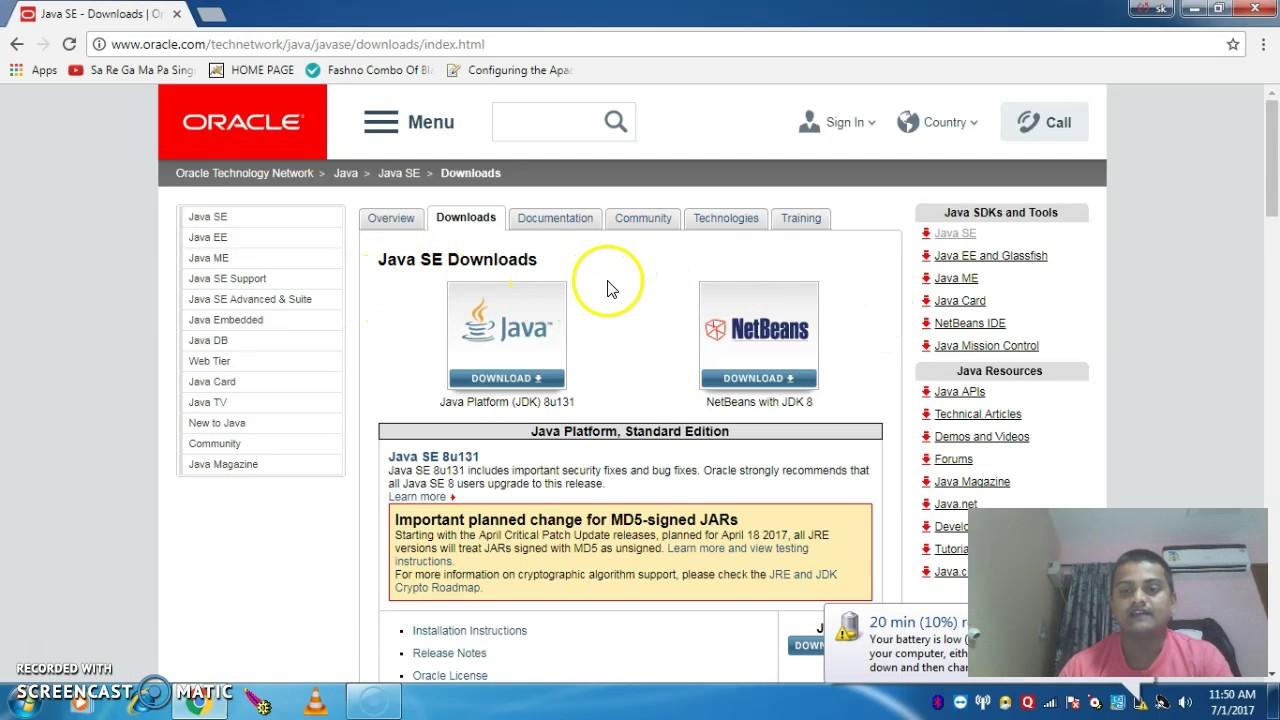 download jdk 7 windows 7 64 bit