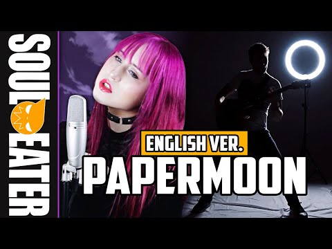 Soul Eater - Papermoon (English Full Version) || RichaadEB Ft. Lollia