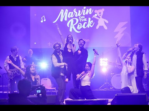 Marvin On The Rock 2019
