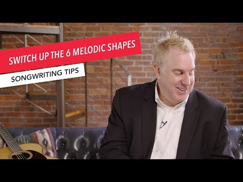Quick Songwriting Tips: Switch Up the 6 Melodic Shapes  | Tip 4/8 | Berklee Online