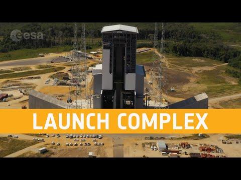 Ariane 6 launch complex - March 2020