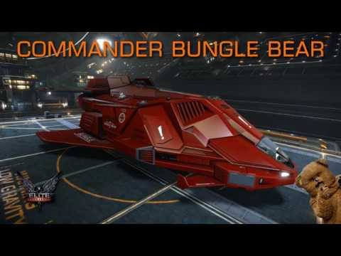 Elite Dangerous Live Stream: Beta first play. Chieftain, Engineers, Material trader.