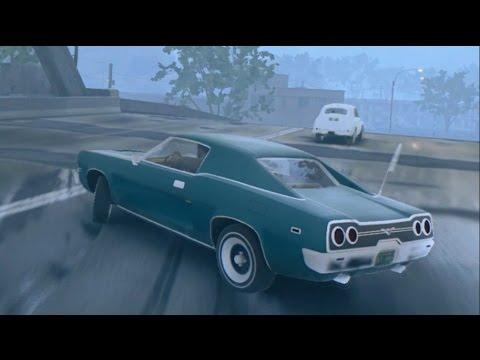 MAFIA III LP Ep2 - Simulation Steering!!?? Lets Slide!!