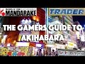 The Gamers Guide To AKIHABARA! | All the best Retro Game shops! Super Potato, Friends and more!