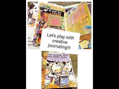 Just for Fun Friday - Creative Journaling! thumbnail