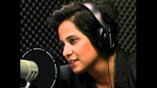 TREBLE  CLEF  LIVE - Vicci  Martinez talks about performing cover songs