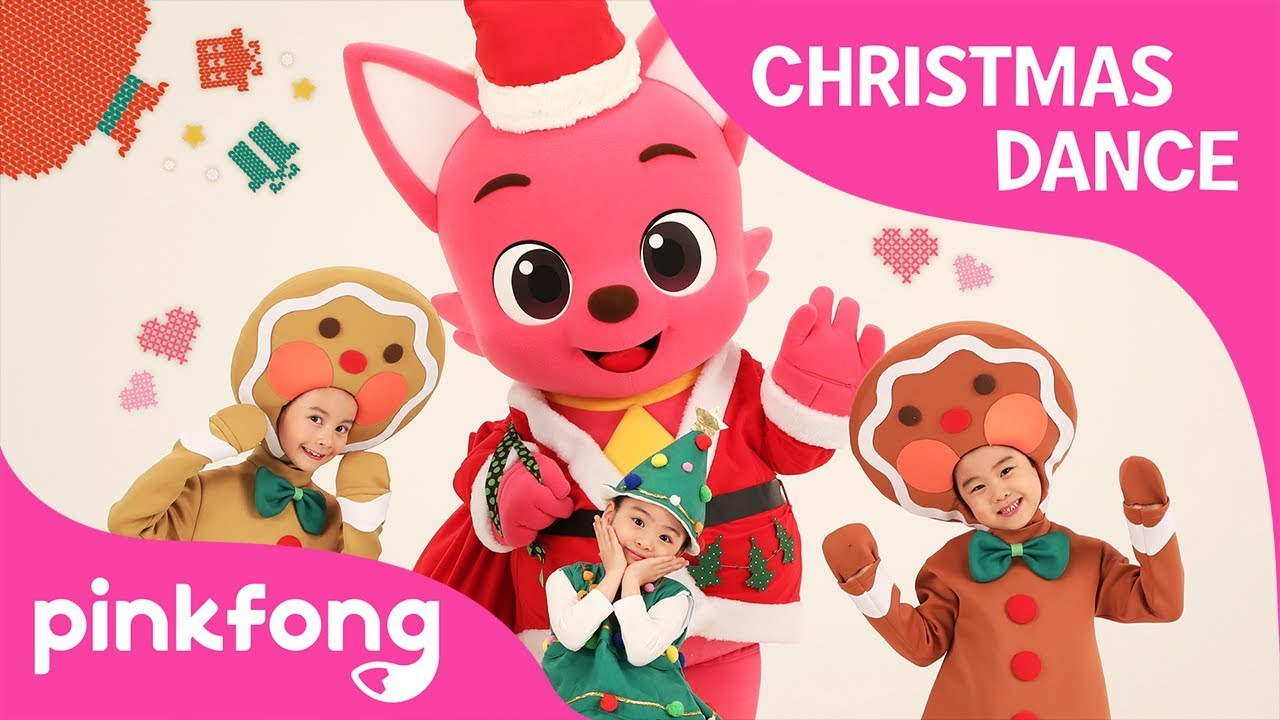 Christmas Day | Christmas Dance | Dance Along | Pinkfong Songs for Children