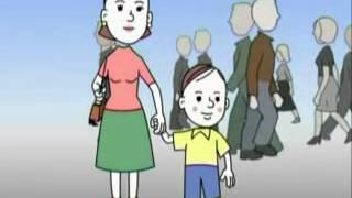 Правила поведения в толпе для детей