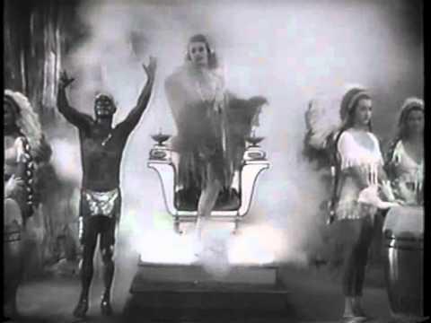 Red McCarthy, Vera Hruba - Ice Capades of 1941 Finale