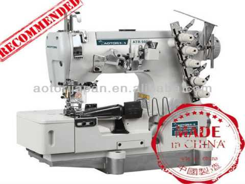 Binding For Industrial Sewing Machines YouTube Magnificent Binding Sewing Machine