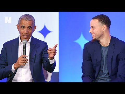 Barack Obama And Steph Curry On Toxic Masculinity