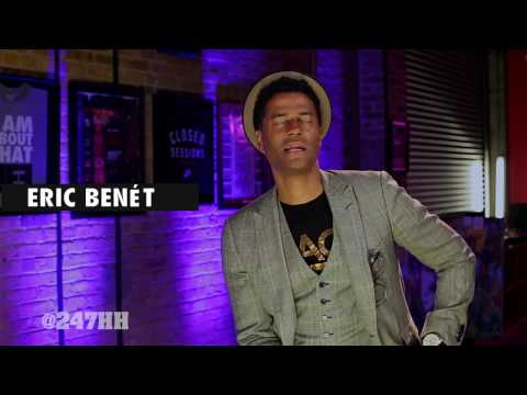 Eric Benét  Bob Caldwell Walked Into My Rehearsal Studio, I Was Stunned! 247HH Exclusive