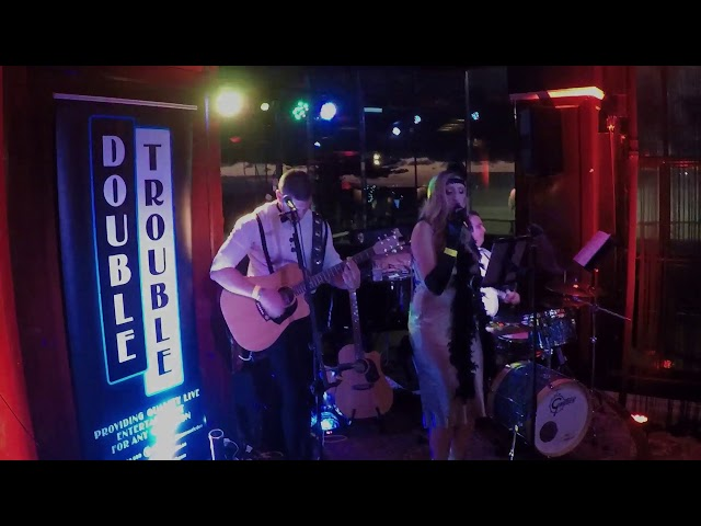 Double Trouble Trio New Years Eve 2017 Stamford Grand Horizons Cocktail Lounge Prohibition Party