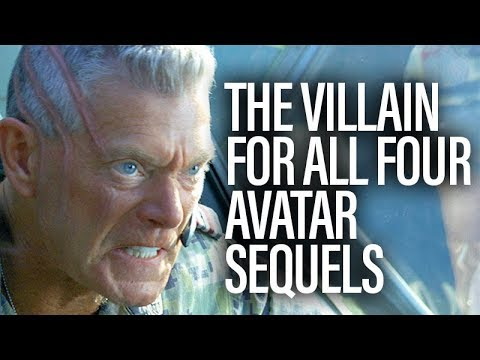 Stephen Lang's Colonel Quartich The Main Villain Of All Four Avatar Sequels