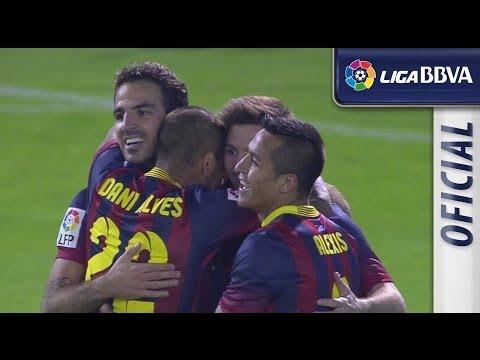Todos los goles del Celta de Vigo (0-3) FC Barcelona - HD