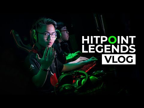 HITPOINT Legends - We tried our best [VLOG]