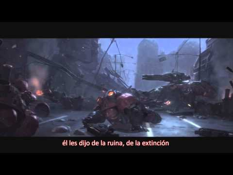 Starcraft II: Legacy Of The Void, trailer, sub esp, full HD