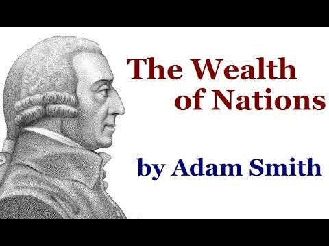 an assessment of the book the wealth of nations by adam smith Best answer: the basic gist of the wealth of nations is that a nations wealth comes from the value of its poeplenot the government this was a very big deal to say at the time because monarchs ruled most of europe so according to smith, the king did not make britain a wealthy place the british people.