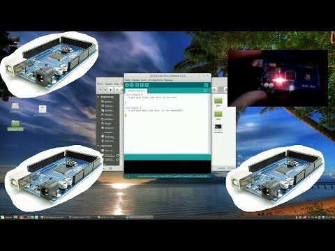 Arduino В Linux Mint ПРОВЕРЯЮ АРДУИНО В СИСТЕМЕ ЛЮНЕКС