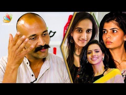 Villain Kishore is HERO of MeToo : Interview | Chinmayi, Sruthi Hariharan, VJ Sriranjani