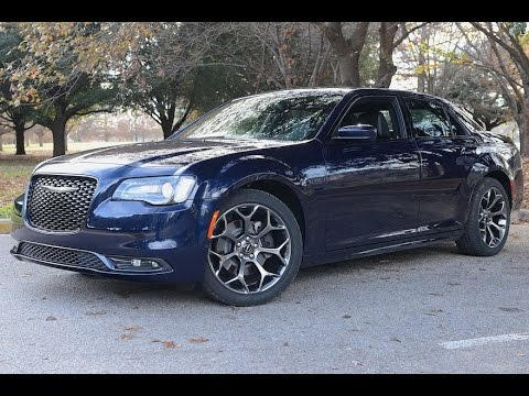 Chrysler 300srt >> 2015 Chrysler 300 review - YouTube