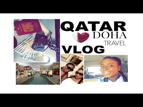 Visiting QATAR Doha Vlog - Day #1