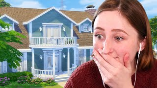 Building My Dream House in The Sims 4