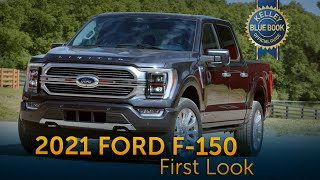 2021 Ford F-150 | First Look