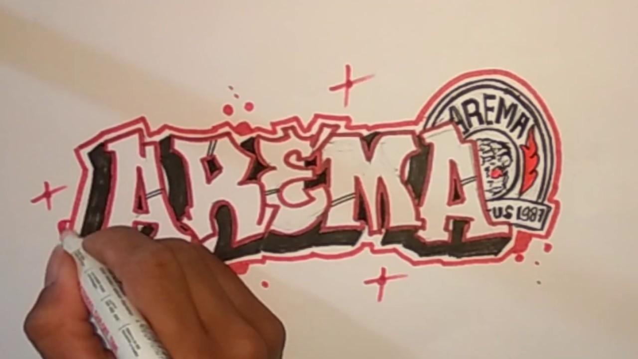 Unduh 100+ Gambar Grafiti Tulisan Arema Paling Baru Gratis