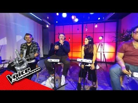 Bonni zingt 'This town' | 360° Q-Live Sessie | The Voice van Vlaanderen | VTM