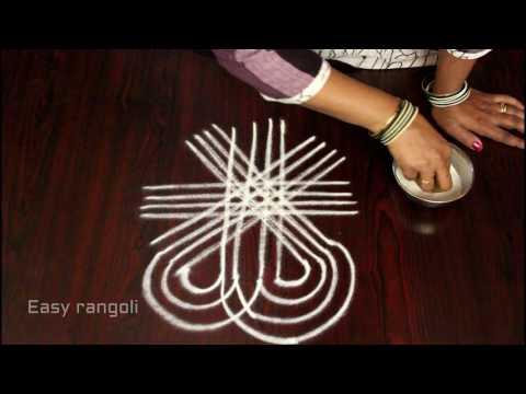 sankranti dhanurmasam muggulu || pongal kolam designs for Margazhi masam || easy rangoli