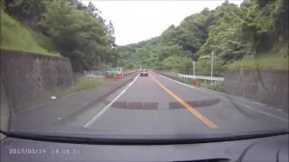 宮ヶ瀬レイクライン(神奈川県道64号)をドライブ