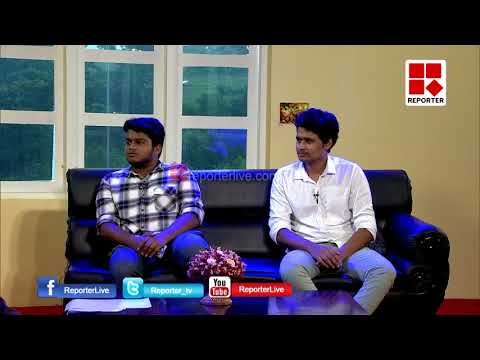 MORNING REPORTER WITH AKHIL AND VISWAS │Reporter Live