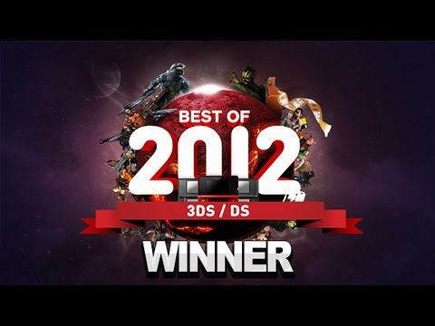 IGN's Best DS/3DS Game Of 2012