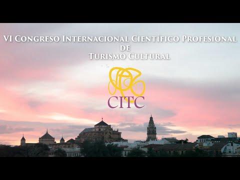Vídeo promocional del VI Congreso Internacional Científico Profesional de Turismo Cultural que se desarrollará en Córdoba