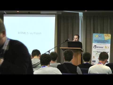 HTML5 vs. Flash