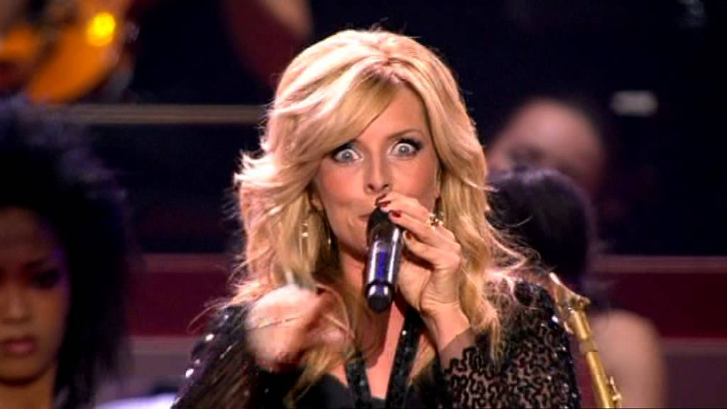 Candy Dulfer Pick Up The Pieces Live Symphonica In