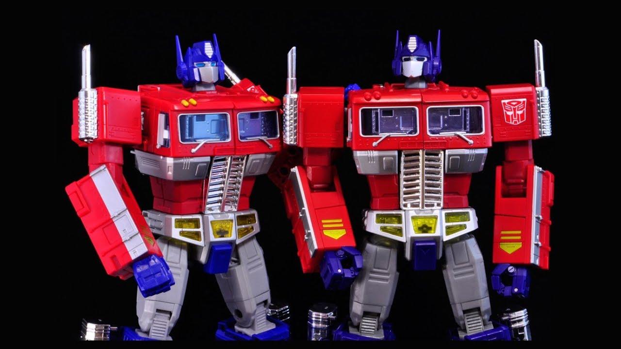 Transformers 4 Optimus Prime R Mp 10 Convoy