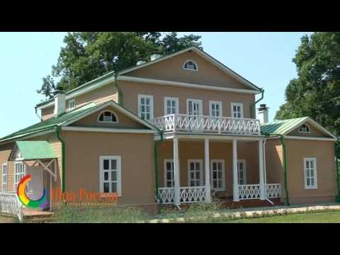 Экскурсия из Саратова в музей-усадьбу Тарханы М.Ю.Лермонтова