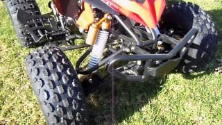 BMS 110cc Stinger ( BMS YX 110) Kids ATV - Mid Side ATV For Sale - Best Sale ATV