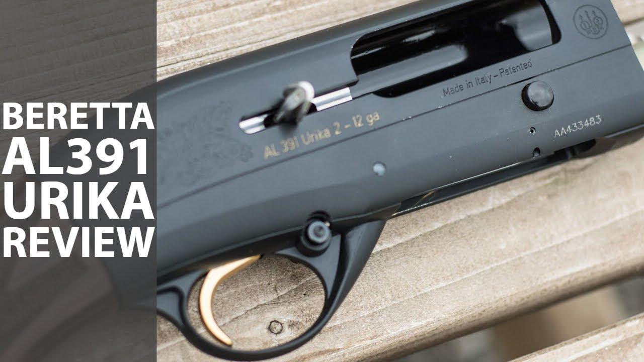 Beretta AL391 Urika Shotgun Review