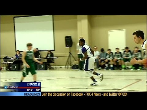 Homeschooled student scores incredible, last-second basketball shot