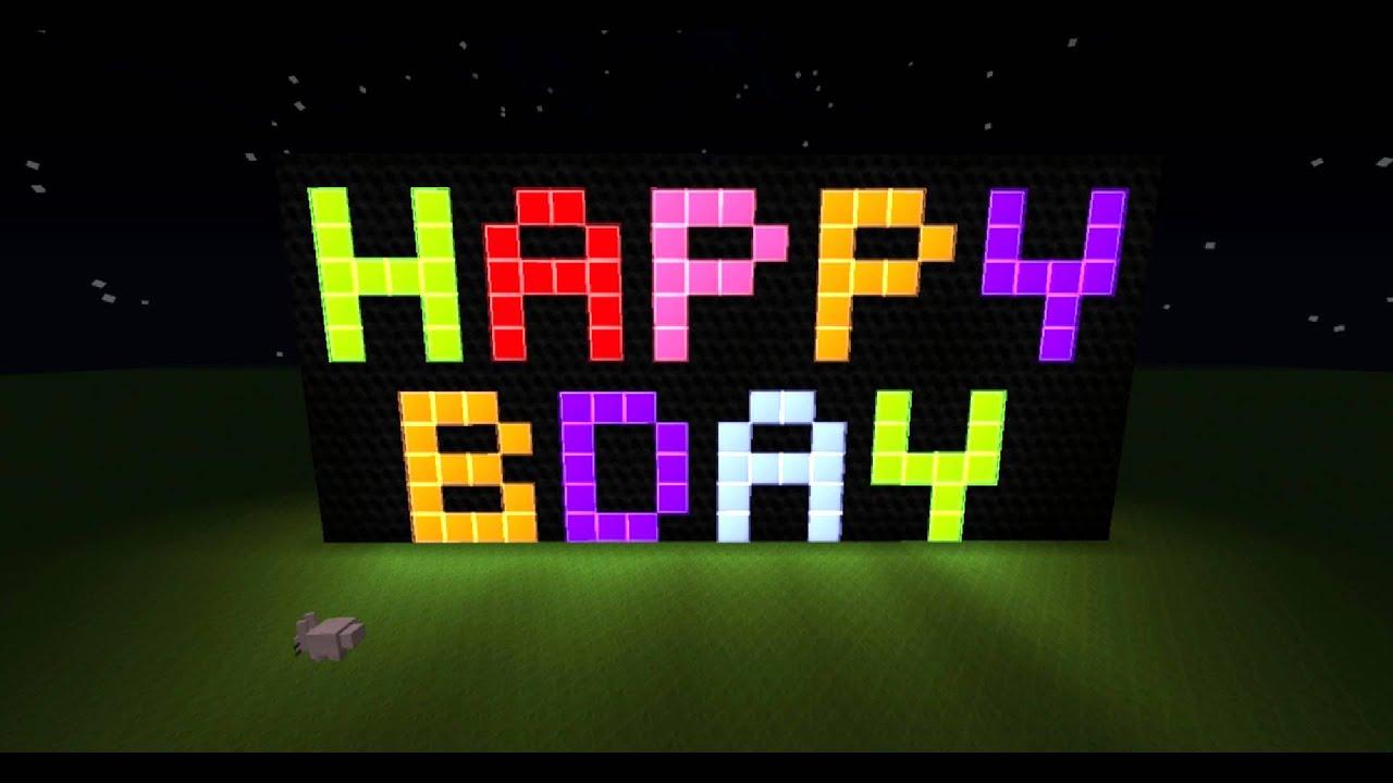 Minecraft Birthday Party Ideas - DIY Inspired