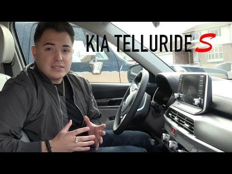KIA TELLURIDE REVIEW S Trim + UNKNOWN BUTTON FEATURES