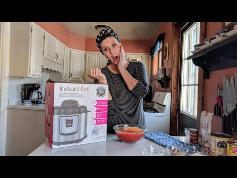 2 minute GF/DF  condensed Campbell's tomato soup clone & Instant Pot Giveaway