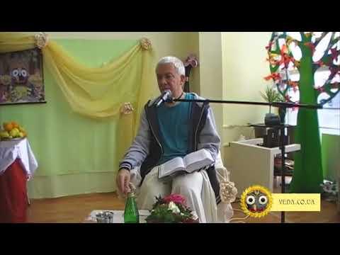 Бхагавад Гита 18.63 - Чайтанья Чандра Чаран прабху