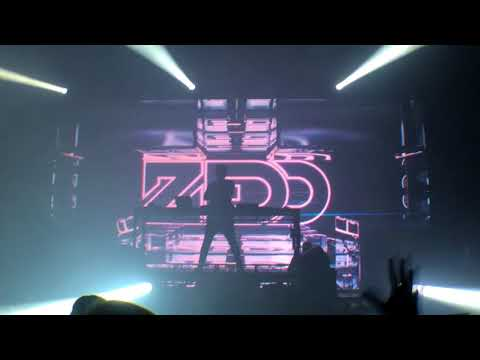Zedd @ KL Live 2018