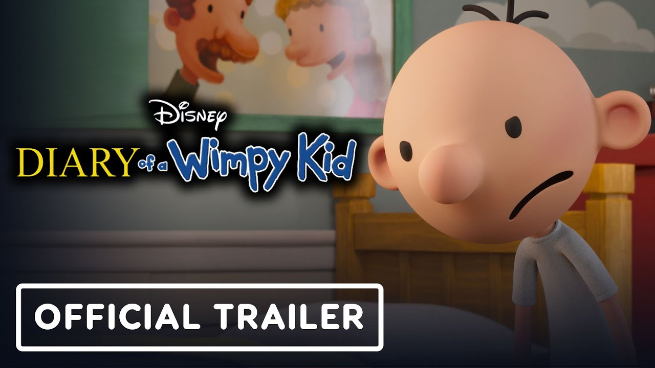 Disney's Diary of a Wimpy Kid - Official Trailer (2021) Brady Noon, Ethan William Childress - IGN