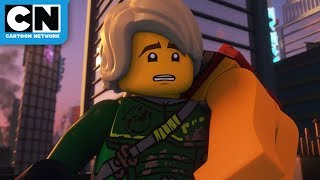 NinjaGo: Masters of Spinjitzu  | The Wrath of Garmadon | Cartoon Network